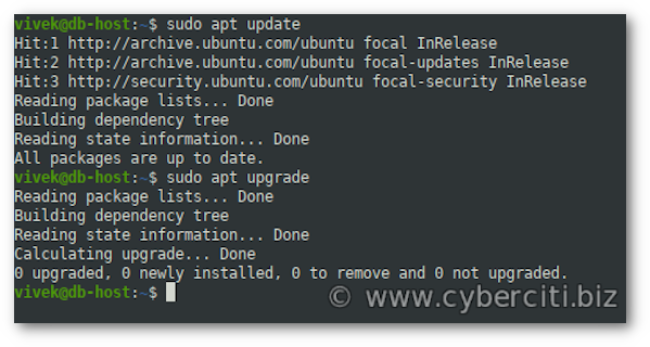 How to install Apache for Ubuntu 20.04 LTS