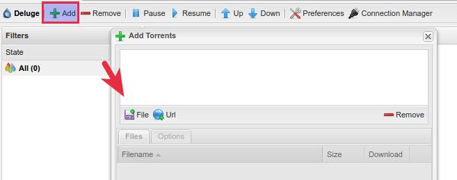 How to install the BitTorrent Client on Ubuntu 20.04 Desktop / Server