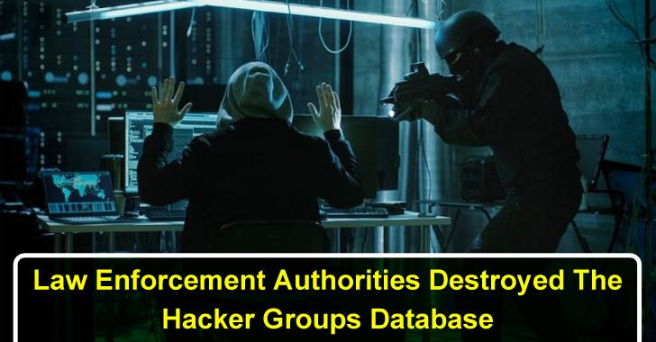 Authorities Dismantled Database of InfinityBlack Hacker Groups