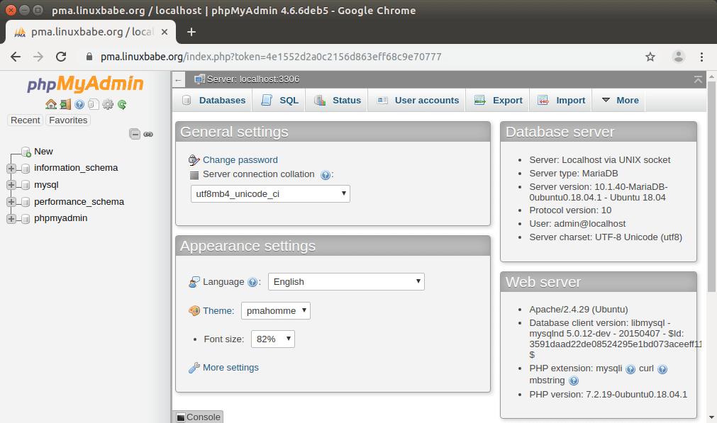 How to install Apache phpMyAdmin (LAMP) on Ubuntu 20.04?