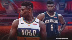 Pelicans, Zion Williamson.