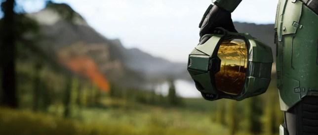 Screenshot of Halo Infinity