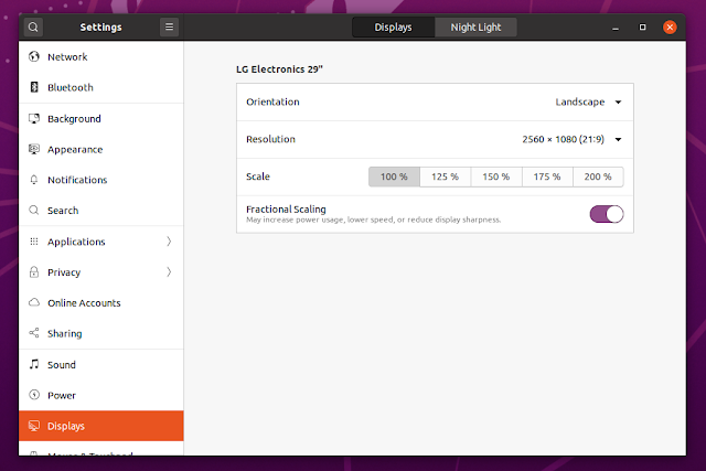What's New In Ubuntu 20.04 LTS (Focal Fossa) Screenshots