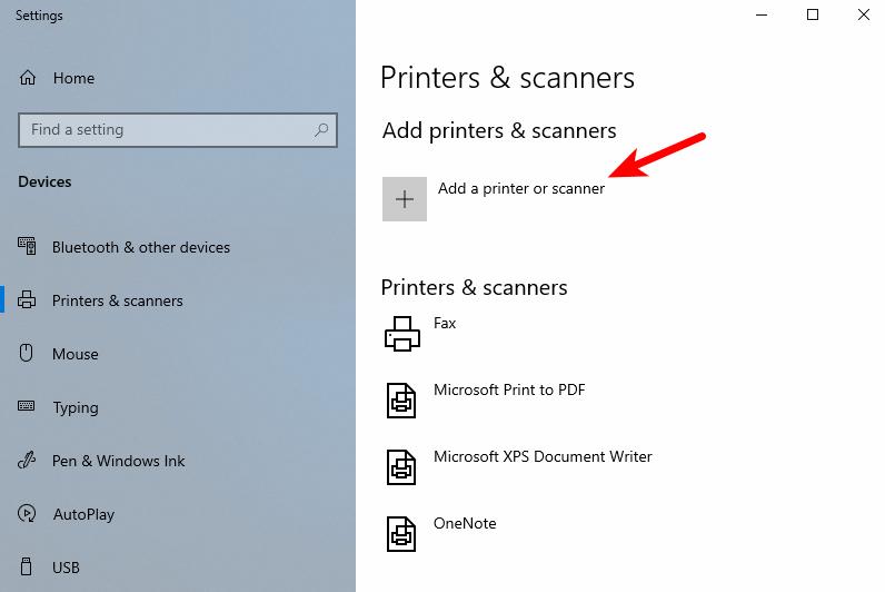 Set up CUPS Print Server to CentOS 8 / RHEL 8 (Bonjour, IPP, Samba, AirPrint)