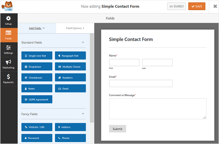 How to Build Spam-Free WordPress Contact Forms (Ultimate Guide)