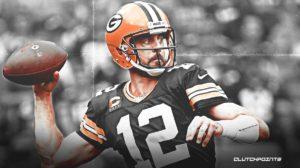 Aaron Rogers, Packers.