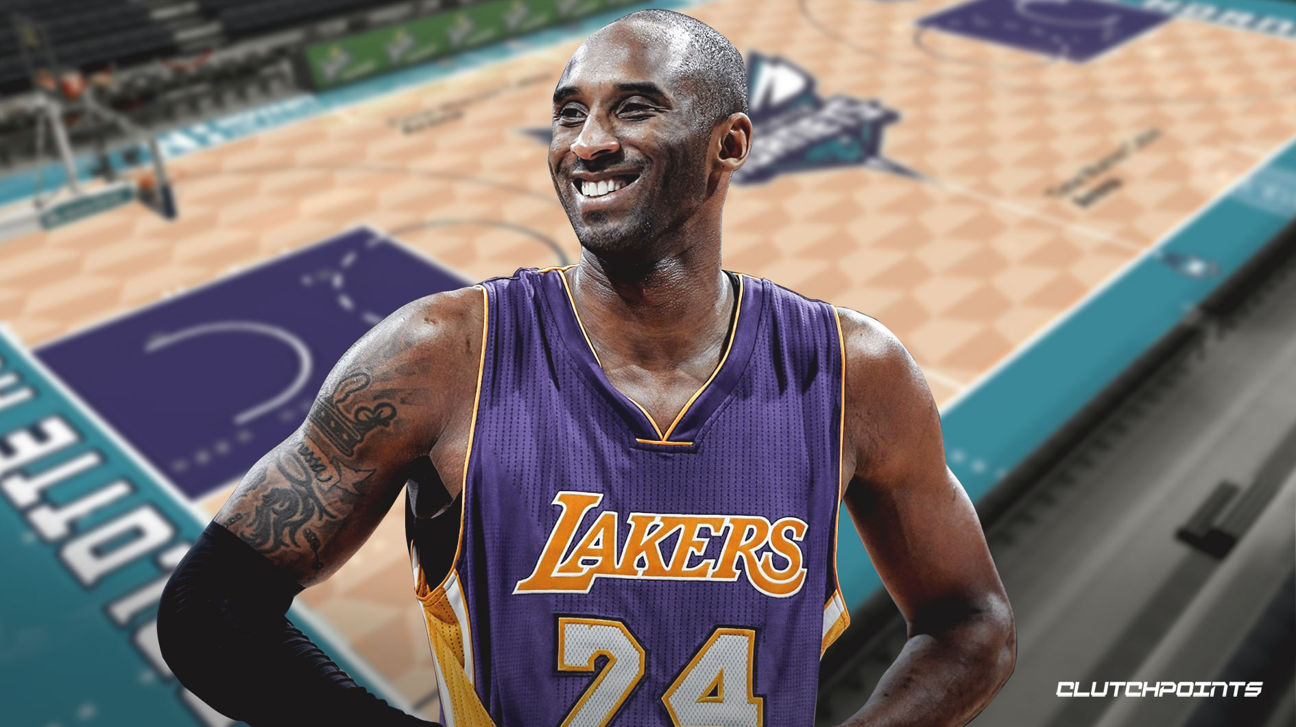 Coby Bryant, Lakers.