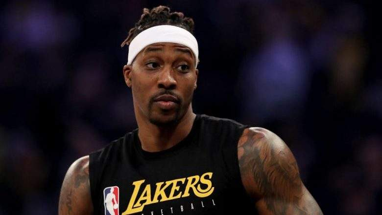 Dwight Howard wants Kobe Bryant's help in the 2020 NBA Slam Dunk competition.