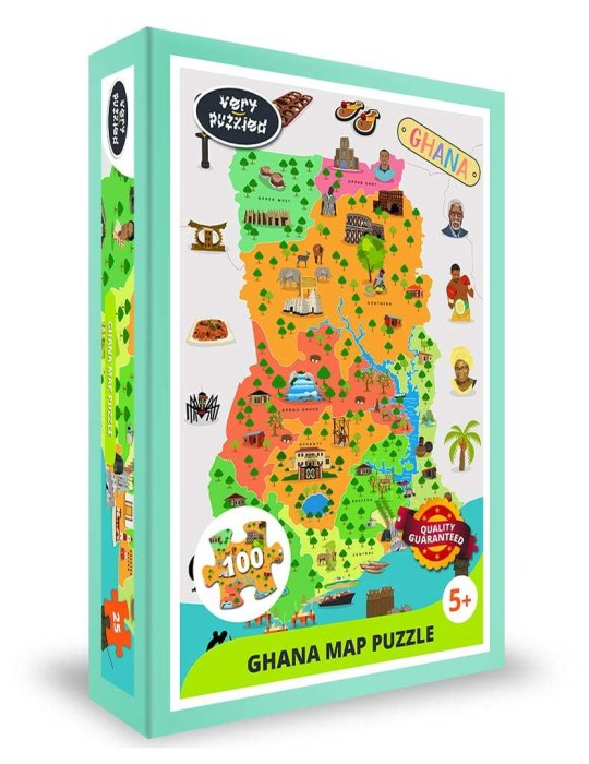 Ghanaian puzzle game