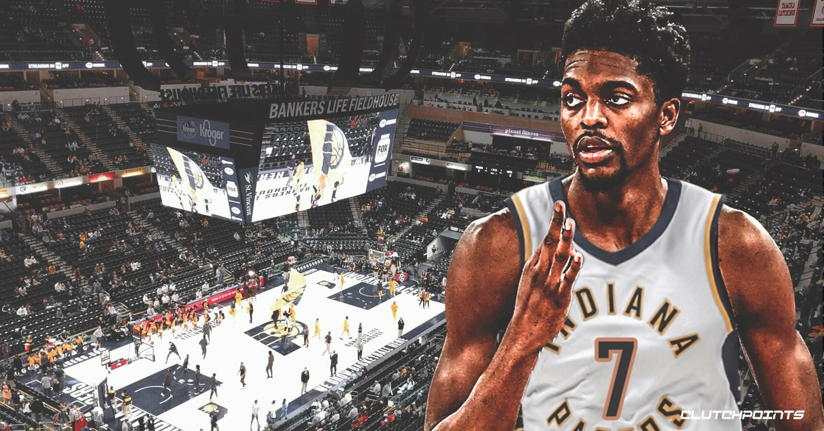 Justin Holiday, Pacers.