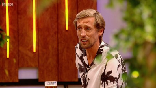 Peter Crouch Save Our Summer, Episode 1 (Photo: BBC)