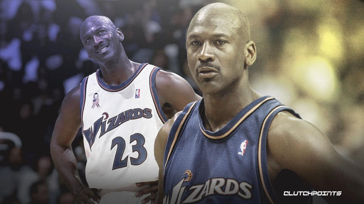 The wizard, Michael Jordan...