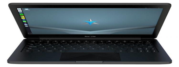 The newest Linux laptop from Star Labs is small but perfectly shaped.