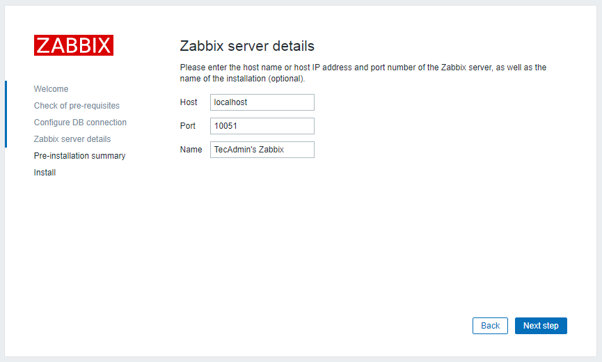 How to Install Zabix Server on Ubuntu 20.04.
