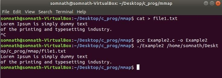 How do I use the mmap function in C language? – The Linux Tip