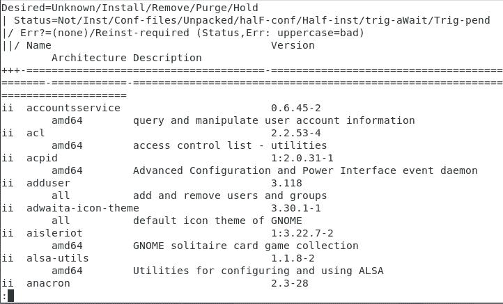 Debian 10 hardening – Linux hint