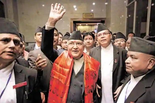 Deteriorating ties between India and Nepal