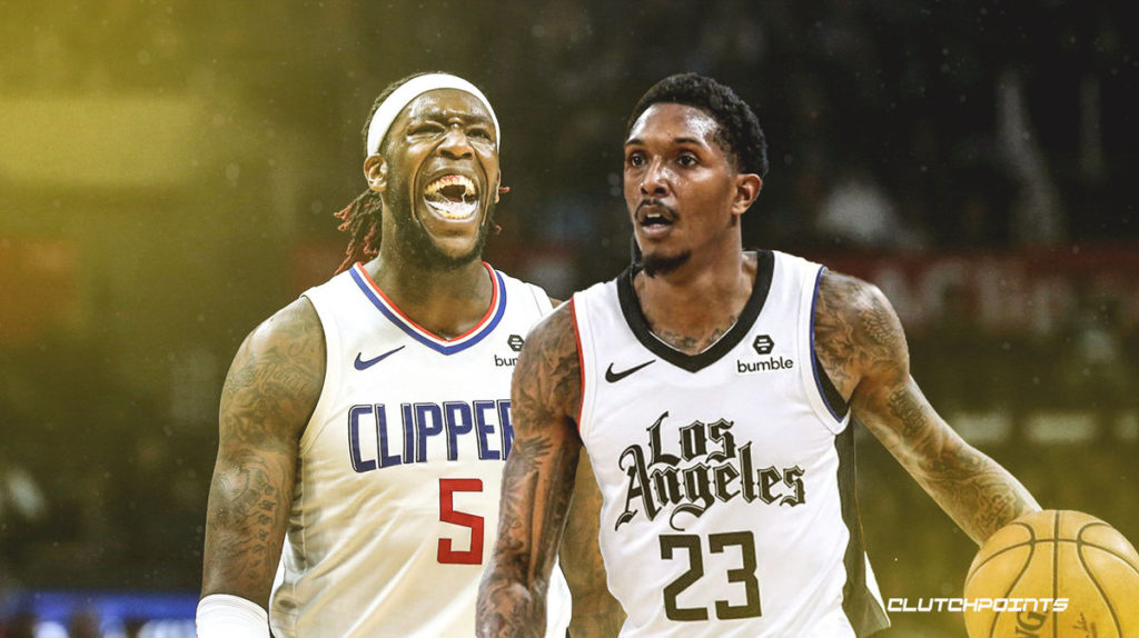 Clippers, Lou Williams, Montrezl Harrell