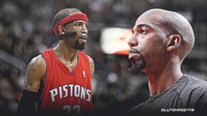 Rip Hamilton, NBA, Pistons