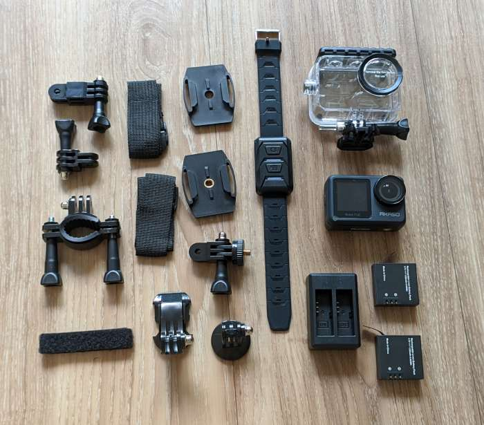 AKASO Brave 7 The Action Camera Review