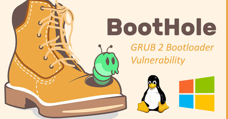 Critical GRUB2 Bootloader Bug Influences Billions of Linux and Windows Systems
