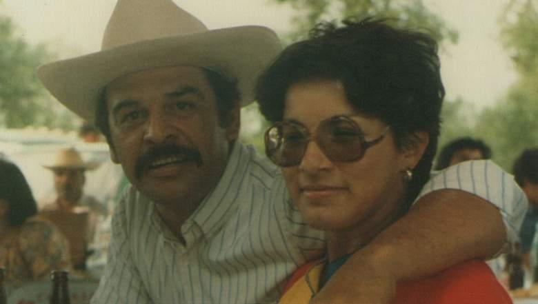 A never-before-seen photo of DEA Agent Enrique