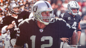Raiders, Rich Gannon, Ken Stabler, Jim Plunkett