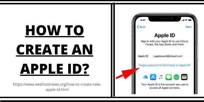 How to create a new APPLE ID in five easy steps