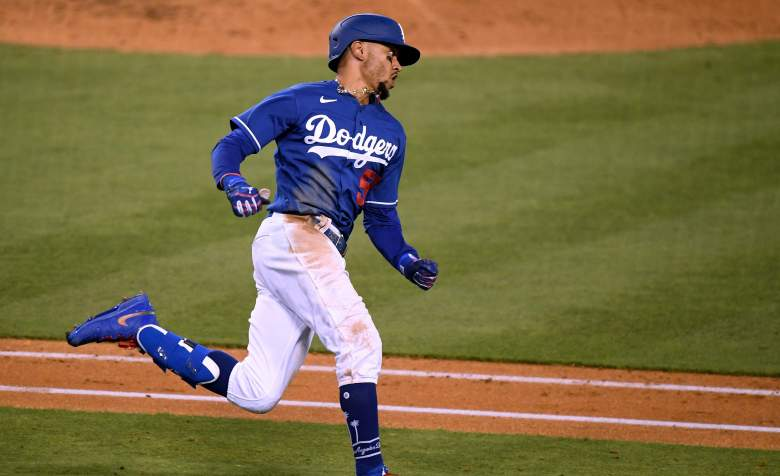 Dodgers Giants opening day watch
