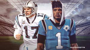 Cam Newton, Jake Delhomme, Panthers