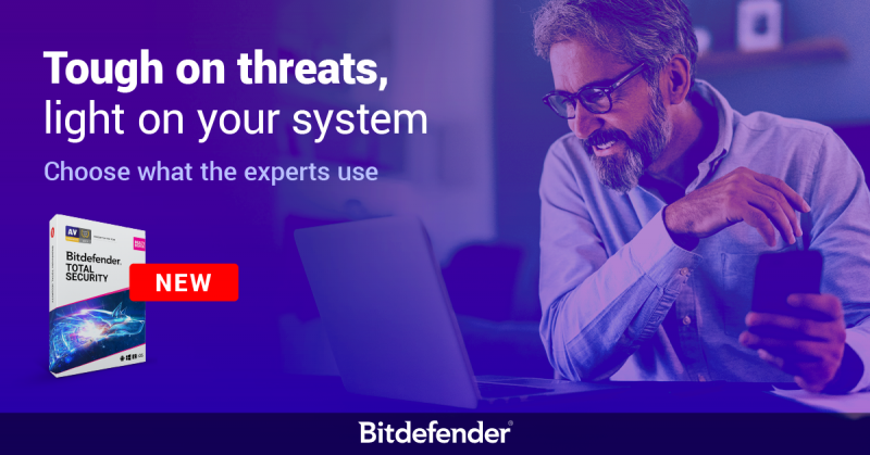 The Best Gets Better With The New Bitdefender-HOTforSecurity