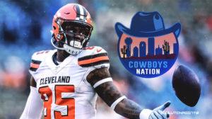 David Njoku, Cowboys