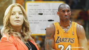 Jeanie Bass, Kobe Bryant, the Lakers.