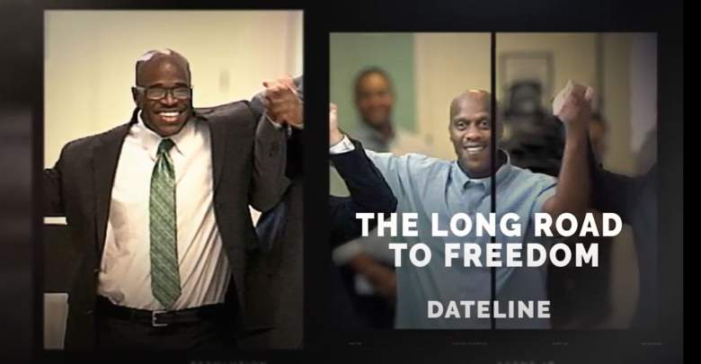 Malcolm Scott and Cory Atchison were released from prison after being falsely convicted of certain murders.