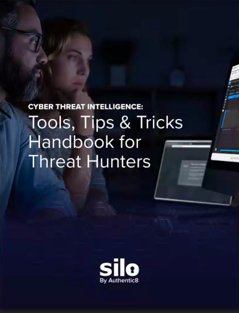 Handbook: Threat Hunters Tools, Tips & Tricks