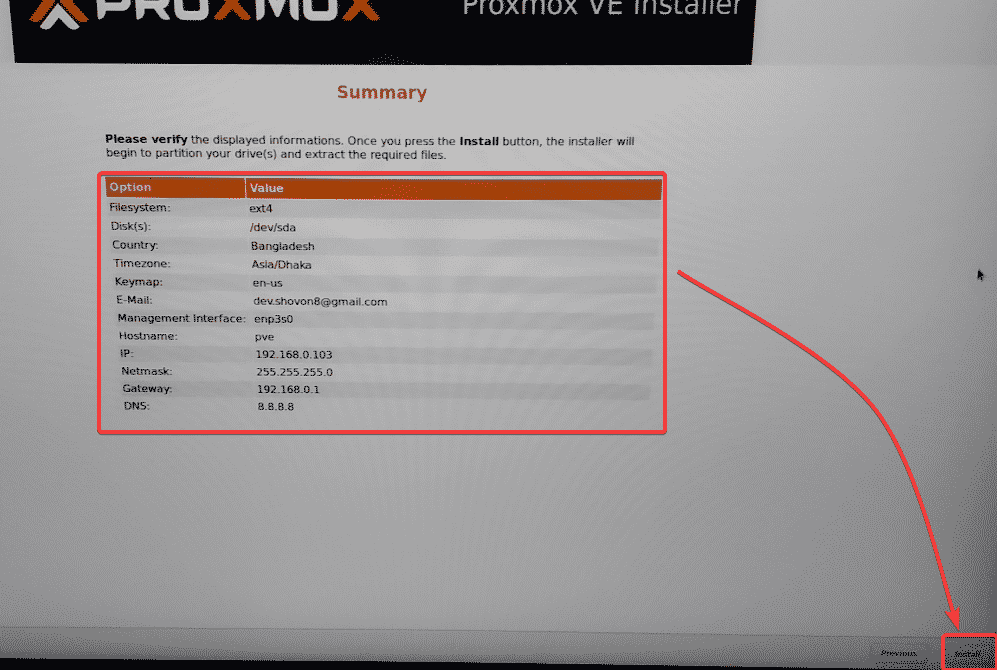 How to install Proxmox on your Odyssey x86 Mini Computer – Linux Hint