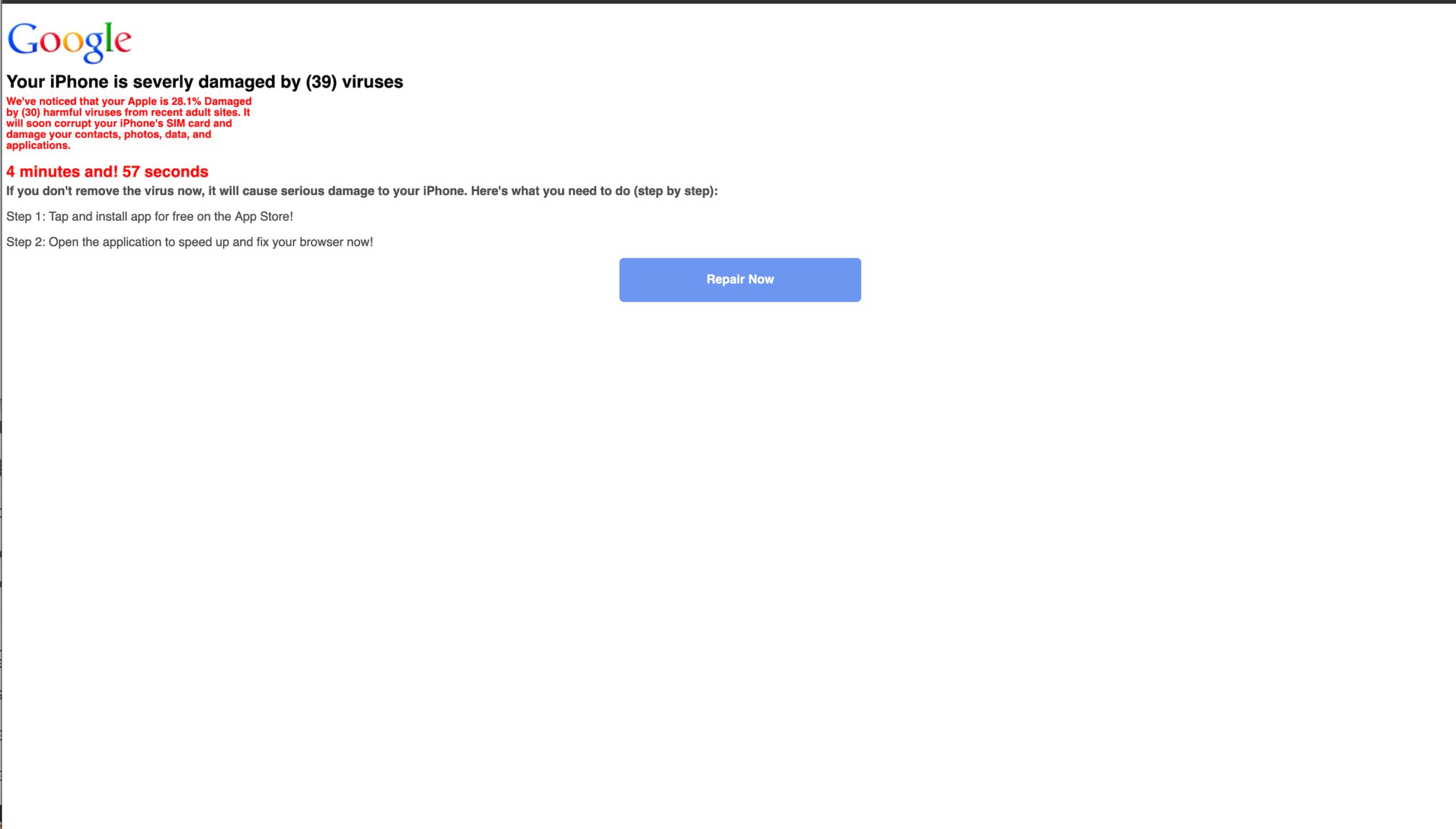 Phishing Mobile, the Next Battleground