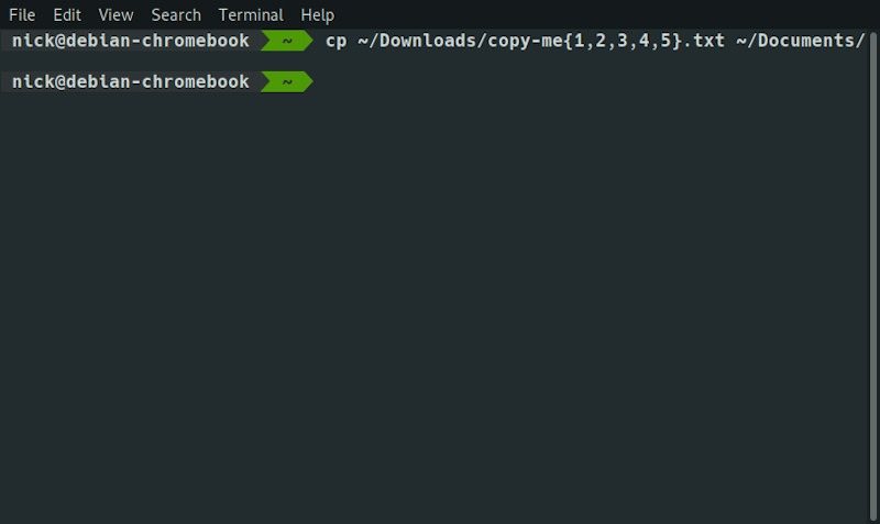 How to Copy and Paste Linux Terminal Text, Files and Folders