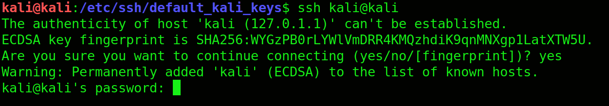 How to Enable SSH for Kali Linux 2020 – Linux Hint