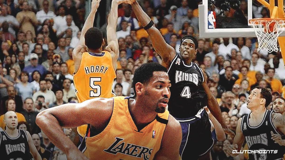 Robert Horry, Lakers, Kings