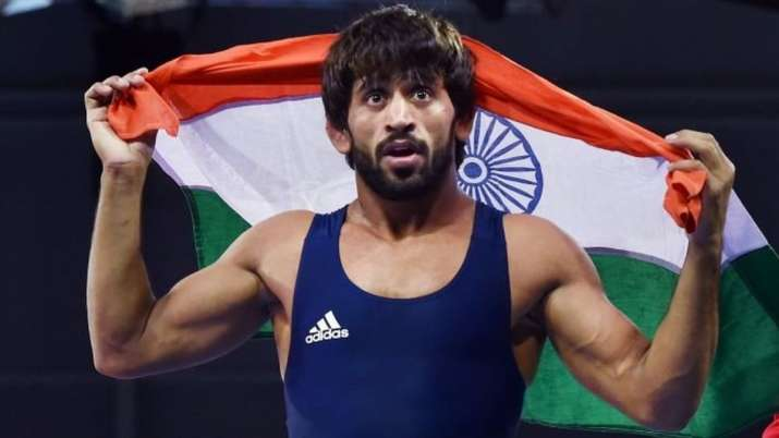 India's ace wrestler Bajrang Punia