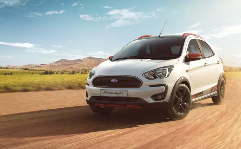 The Ford Freestyle Flair Edition will be offered in both petrol & diesel options