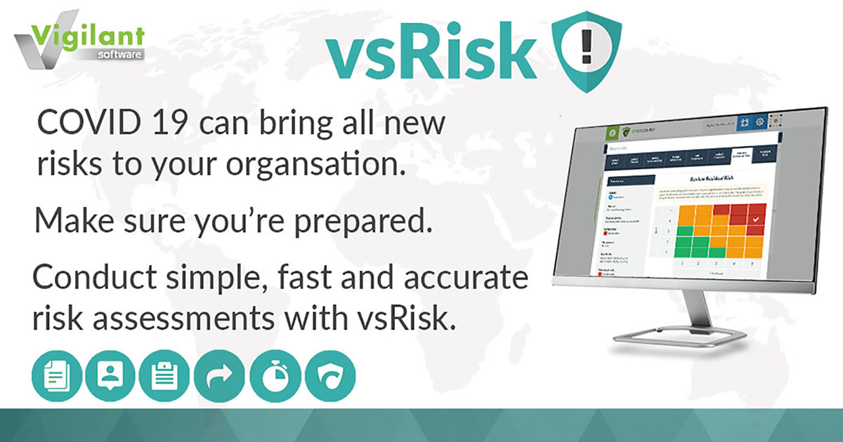 Conduct simple, fast and accurate risk assessments with vsRisk