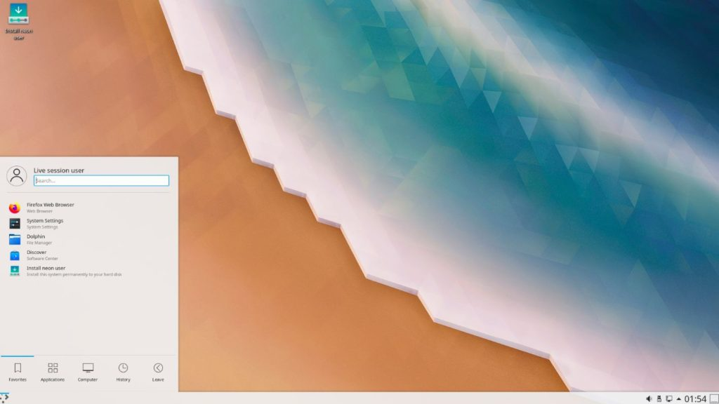 KDE Neon 20.04 Review: Fast & Stable