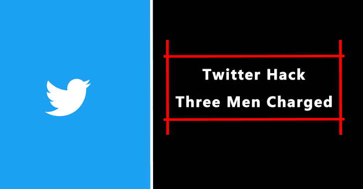 Three men in connection with the infamous Twitter Hack
