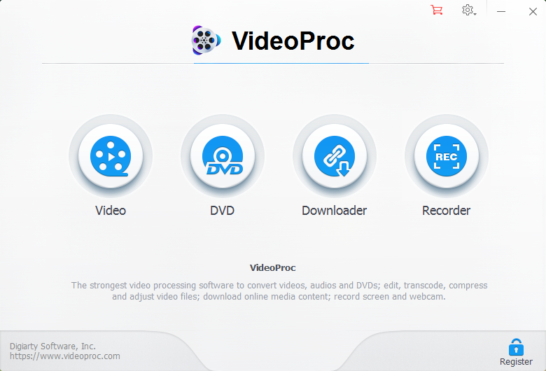 VideoProc Review – An Easy 4K Video Processing Software with GPU Hardware Acceleration