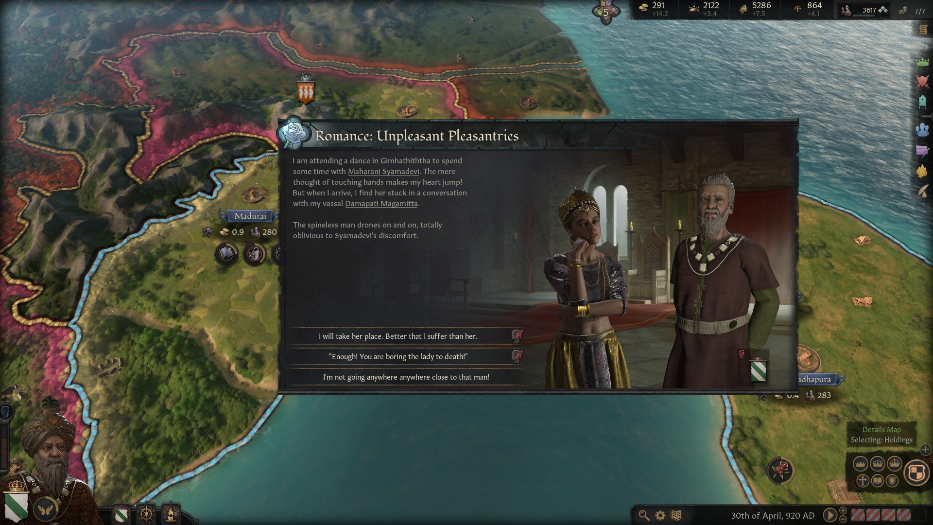 Crusader Kings III is out now, some reflections on the mediaeval mayhem
