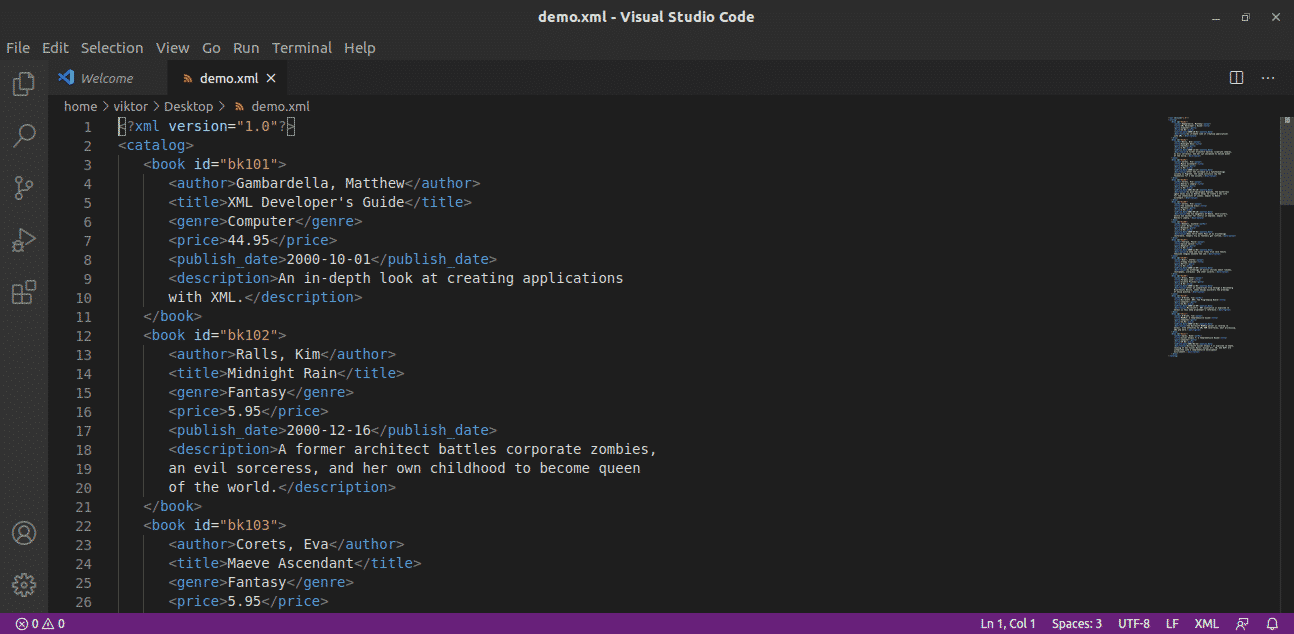 Use and install VS code in Ubuntu 20.04-Linux Hint