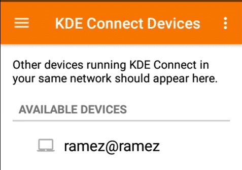 What Is KDE Connect & How Do You Use It? – Linux Hint