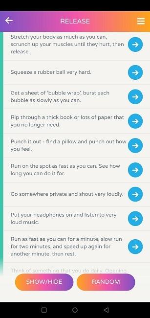 Best Mental Health Apps Calm Harm